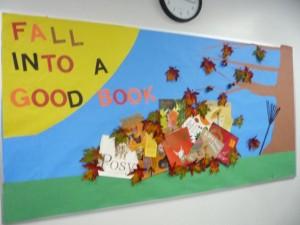 Library Bulletin Board -- Oct./Nov.