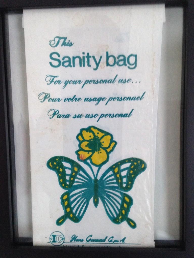 The Sanity Bag