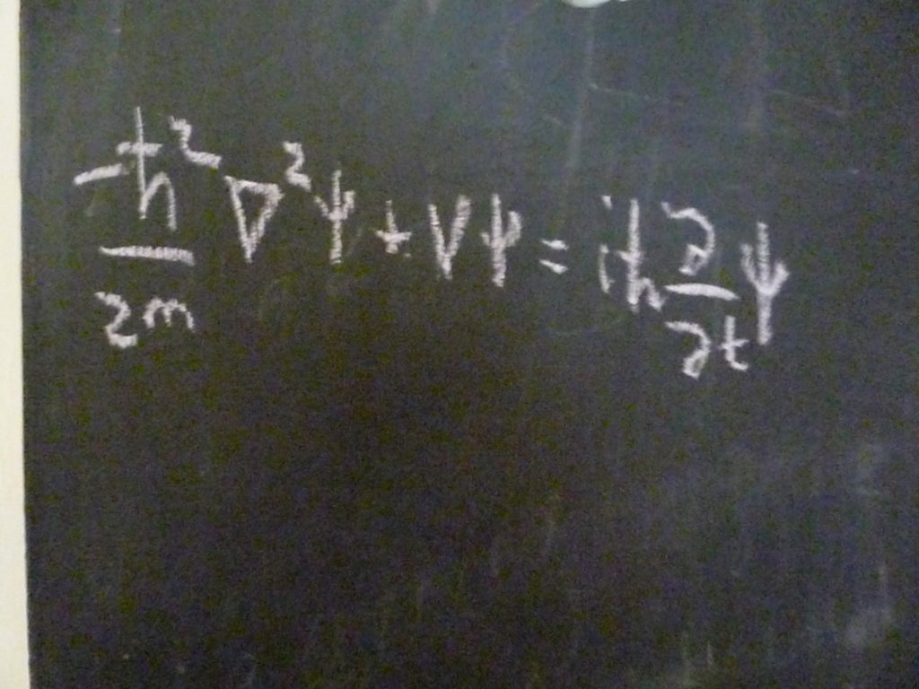 a math equation, written by a doctor of physics, that I cannot understand